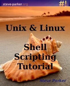 Unix & Linux Shell Scripting Tutorial on Kindle